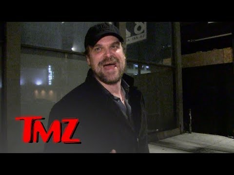 David Harbour On Losing 'Stranger Things' Dad Bod for 'Hellboy'  TMZ