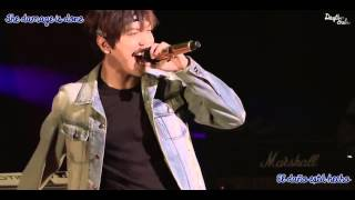 Jung Yong Hwa - You give love a bad name (COVER) [Sub Español + Lyrics]