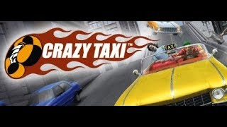 Crazy Taxi (Steam) Gameplay with Original Music, Voices and Sounds
