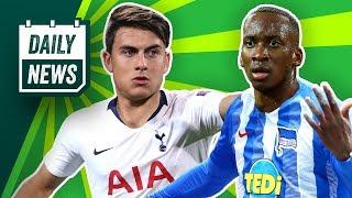 Kann Tottenham Dybala von Juventus loseisen?
