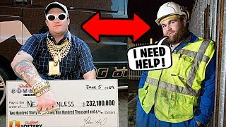 10 Lucky Lottery Winners Who Are Miserable Now