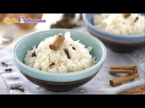 Rice pilaf – recipe