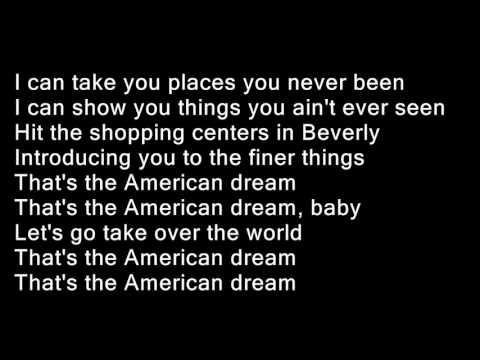 Ace Hood - American Dream (Lyrics)
