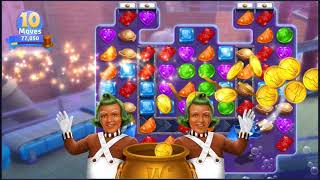 Wonka's World of Candy Level 381 - NO BOOSTERS + FULL STORY ???? | SKILLGAMING ✔️