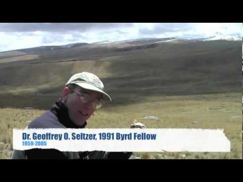Byrd Polar Research Center Fellowship Program