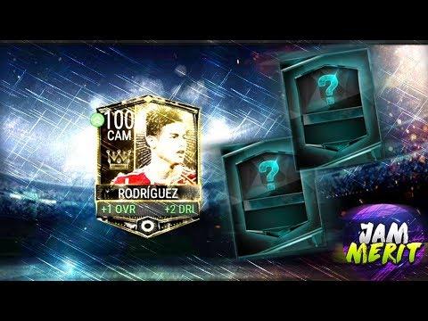 100 OVR JAMES COMPLETE + 6 100 TOKEN EXCHANGE PACKS !? | FIFA Mobile