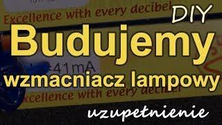 Budujemy wzmacniacz lampowy - uzupełnienie [Reduktor Szumu]