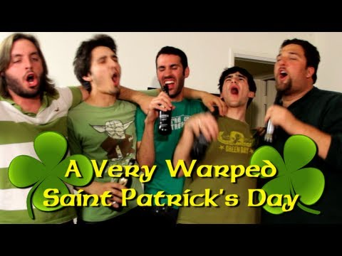 A Very Warped Saint Patrick