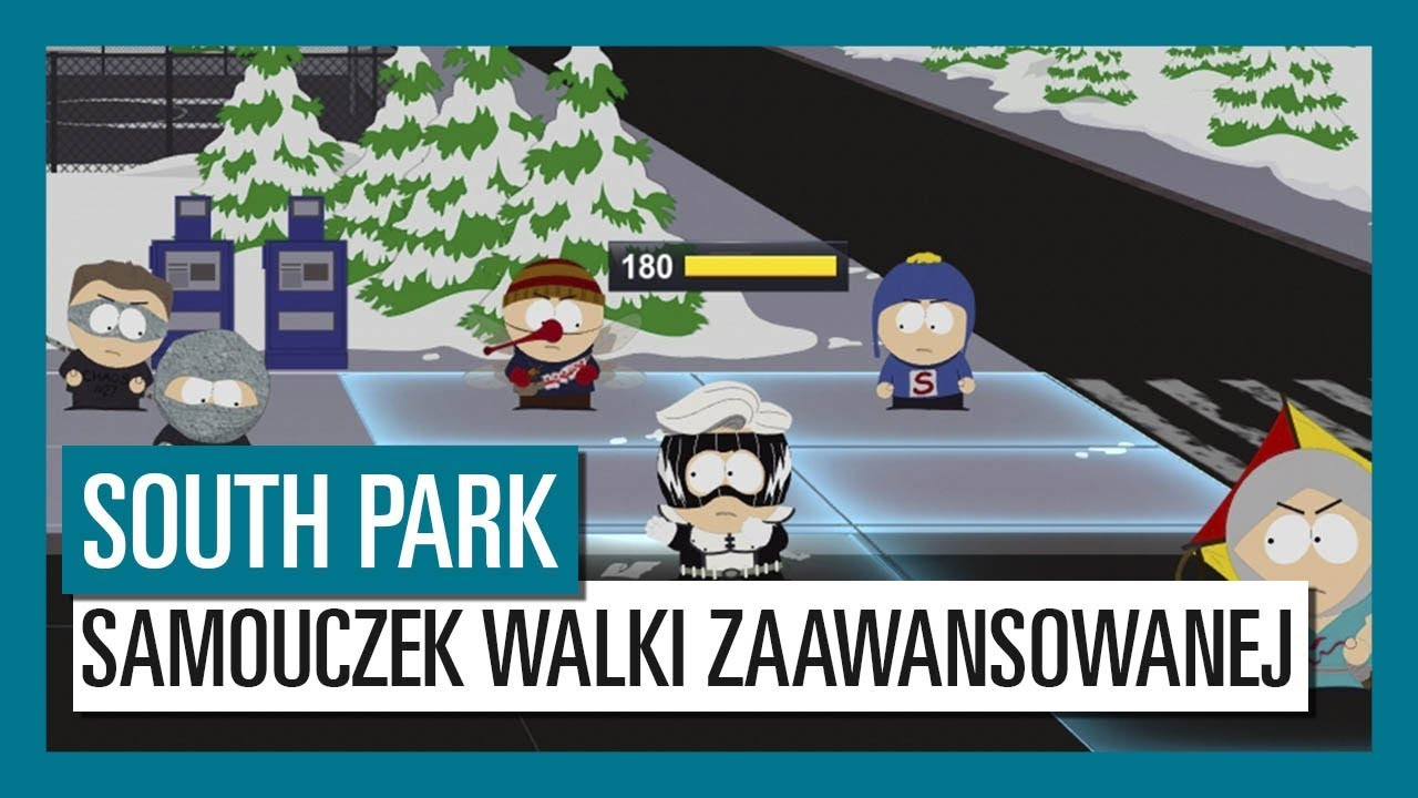 South Park : The Fractured But Whole – Samouczek Walki Zaawansowanej