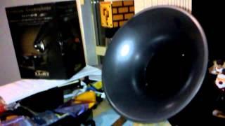 My New Gakken Gramophone