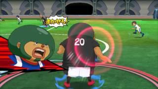 Inazuma Eleven GO Strikers 2013 Ep 67:  Vs Selezione della rivoluzione (3 STARS)