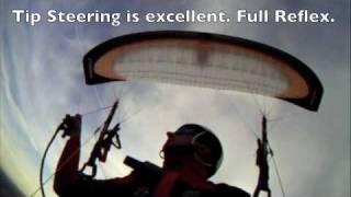 PPG Paramania Fusion 29 Paramotor Paraglider Reflex Wing