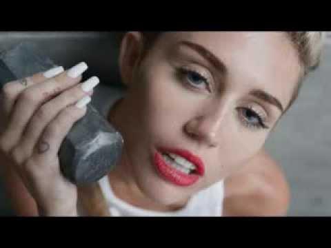 Miley Cyrus - Wrecking Ball ( Official Karaoke)