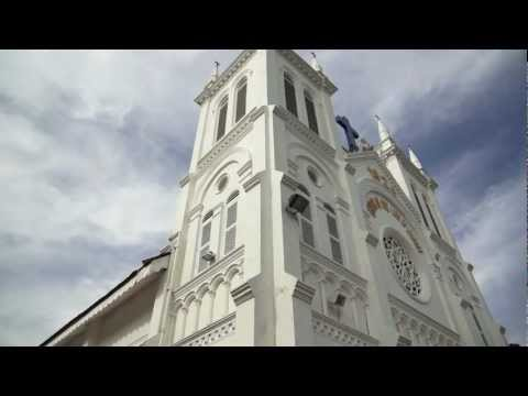 Sighting of Virgin Mary in Malaysia - Church of Our Lady of Lourdes, Klang