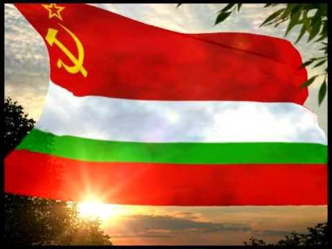 Tajik Soviet Socialist Republic / República Socialista Soviética de Tayikistán (1929-1991)