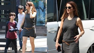 SPOTTED: Sussanne Khan with Kids in Bandra | SpotboyE