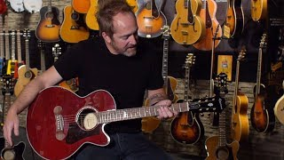 Epiphone | Emerson Hart Demos The EJ-200 Coupe