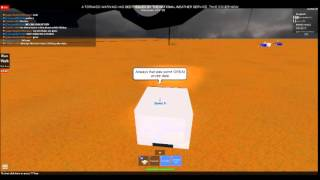 ROBLOX Storm Chasing - S3 EP12 - PROBE Intercept With The Storm Team!