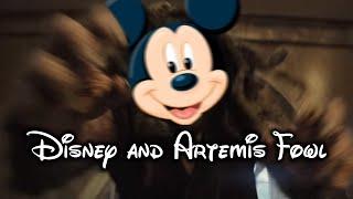Disney and Artemis Fowl