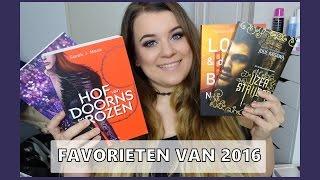 Favoriete boeken van 2016 | Books With A Beauty Chick