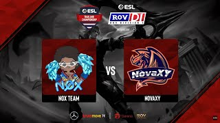 ESL Thailand Championship - RoV Division 1, Presented by Mercedes-Benz | Week 3 Day 1