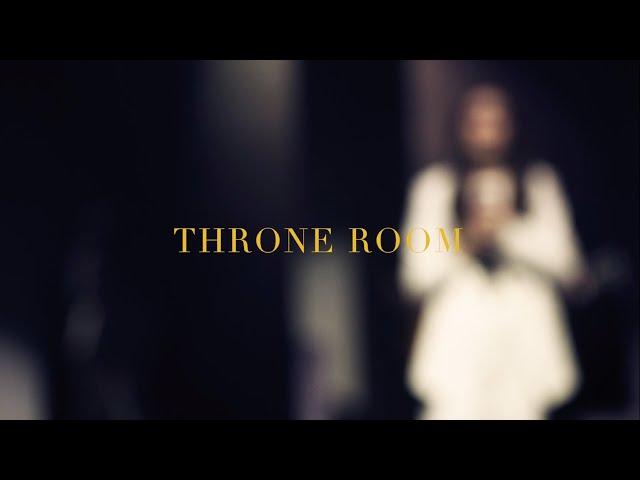 Throne Room - Australia for Christ Church Cover