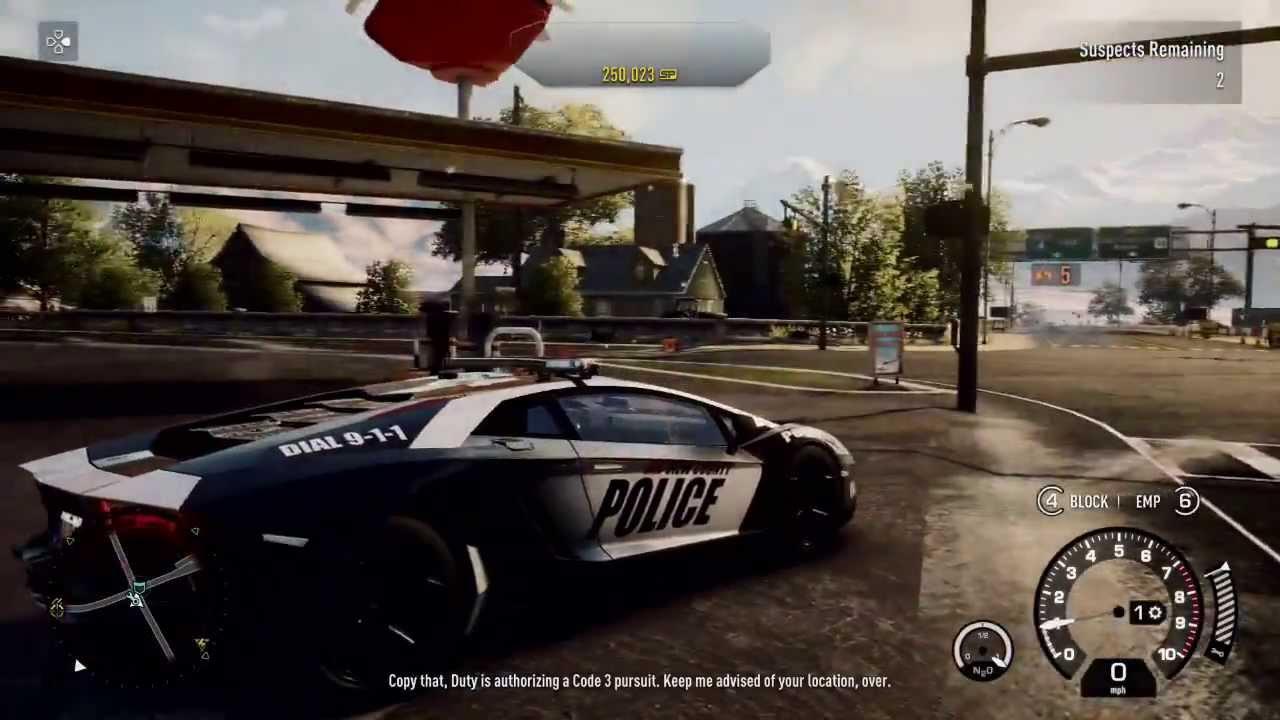 Ps4 Nfs Rivals Lamborghini Aventador Patrol Amp Undercover Youtube