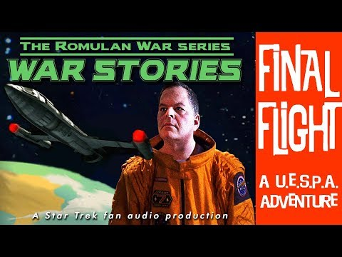 "New ""Romulan War"" Audio Drama Takes Flight!"