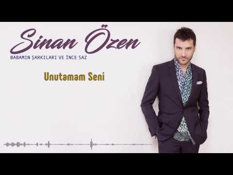 Sinan Özen - Unutamam Seni (Official Lyric Video)