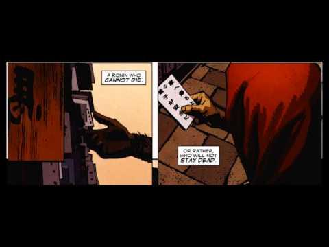 Comic of the Week (3/2/11) - 5 Ronin #1