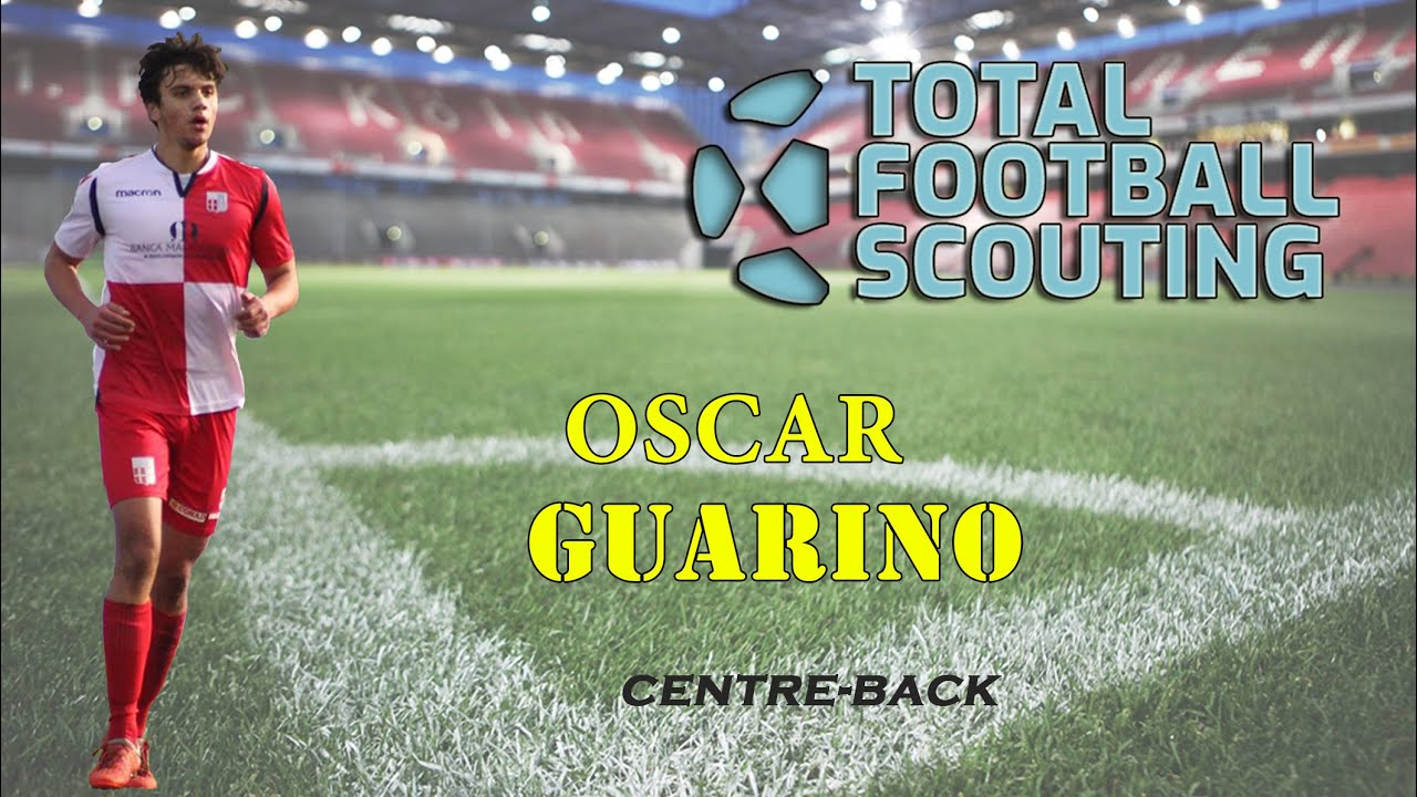 Oscar Guarino (2001 Italian centre-back)