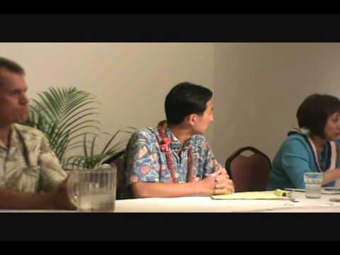 HI-01; 2010 4.10., Charles Djou, Willows Debate, Part 5.wmv