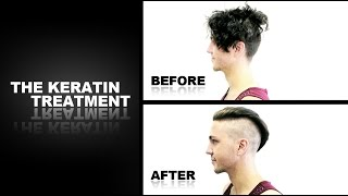 bhave Keratin Hair Treatment - Men