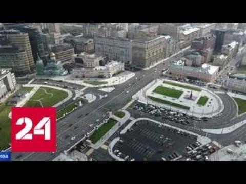 Организация дорожного движения в Москве серьезно меняется