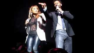 "ERIC BENET & TAMIA - ""SPEND MY LIFE WITH YOU"" LIVE @ THE BEACON THEATER - JUNE 27, 2012"