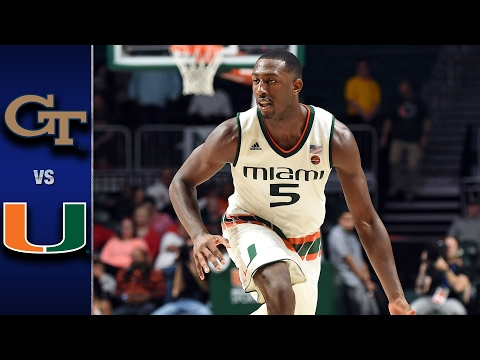 Georgia Tech vs. Miami Men