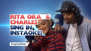 Rita Ora + Charles Hamilton Sing Jay Z