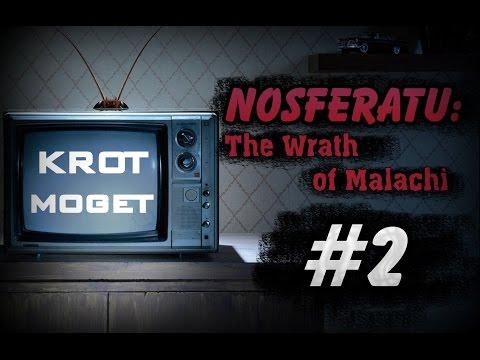 Обзор Nosferatu: The Wrath of Malachi (Игры от подписчиков # 2)