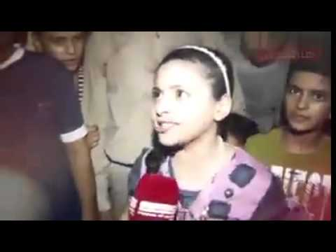 A Palestine (فلسطيني) Girl's Speech About Israel kuffaar !