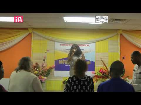 CRM Houston Conference 2018 - Impartation & Healing Night - 09292018