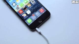 iPhone reparieren - Klinkenbuchse reinigen/reparieren (German)