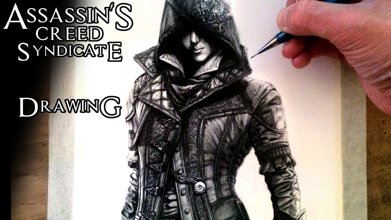 Assassin's Creed Syndicate - Evie Frye Drawing - Fan Art ...