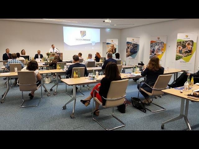 Landkreis Zwickau stellt eigenes Markenzeichen vor