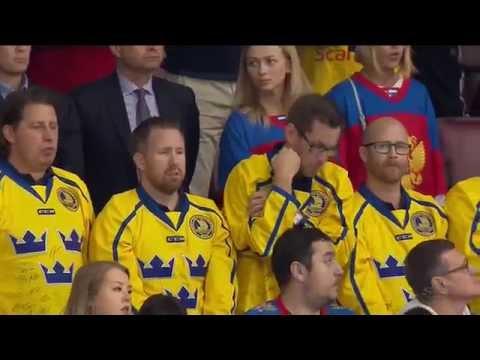 World Cup of Hockey G1 Swe vs Rus