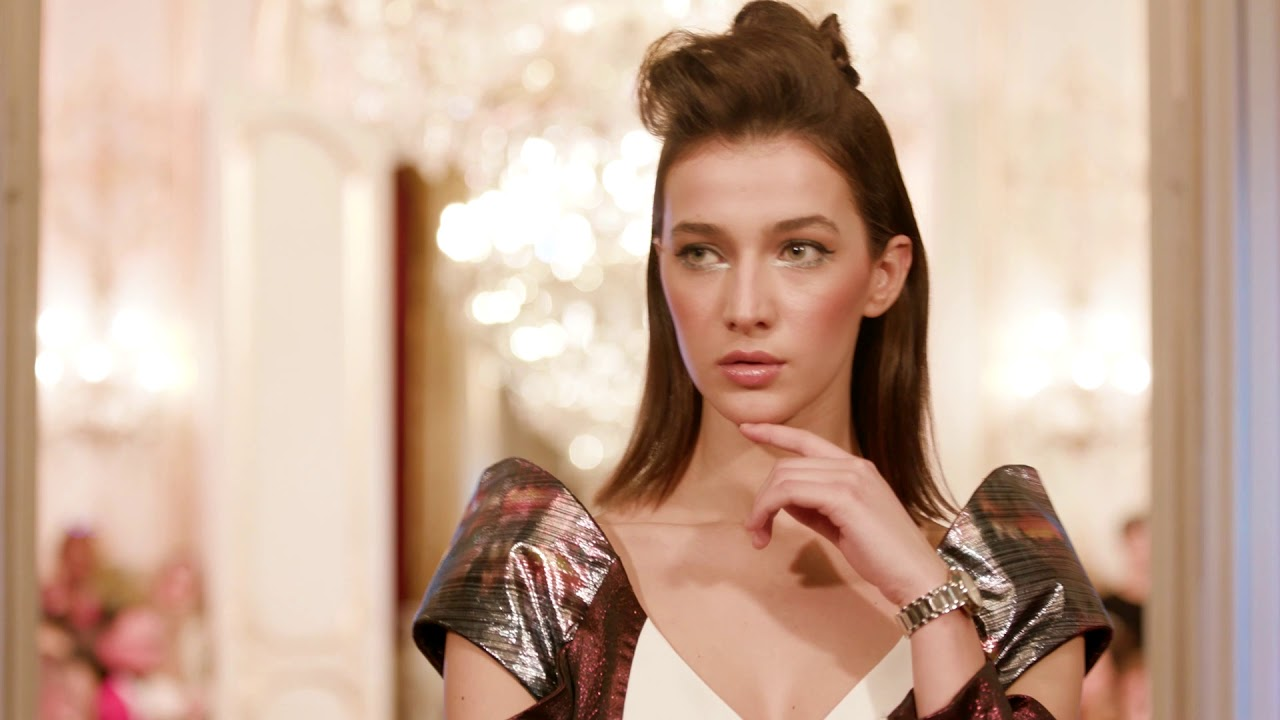 ADELINE ZILIOX video défilé / fashion show collection couture printemps été / spring summer 2020
