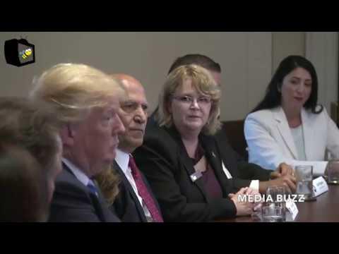 Trump Hosts Roundtable on California Sanctuary State Fiasco 5/16/18