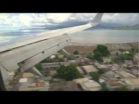 Moroni to Dzaoudzi (Cabin 737-800)