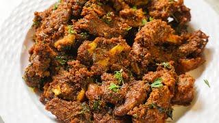 ఇలాంటి మటన్ ఫ్రై ఒక్కసారి చేసి చూడండి చాలా బాగుంటుంది | Mutton Fry Recipe in Telugu
