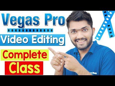 Vegas pro Video