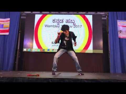 Adhish R. Wali's performance on Kannada Habba Event - Kannadigaru UK  in London, United Kingdom